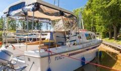 Czarter jachtu motorowego Mazury