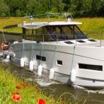 Futura 36 Jacht Motorowy Mazury