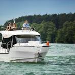 Sun Camper 35 Flybridge Jacht Mazury