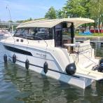 Balt 918 Prestige łódź motorowa Mazury